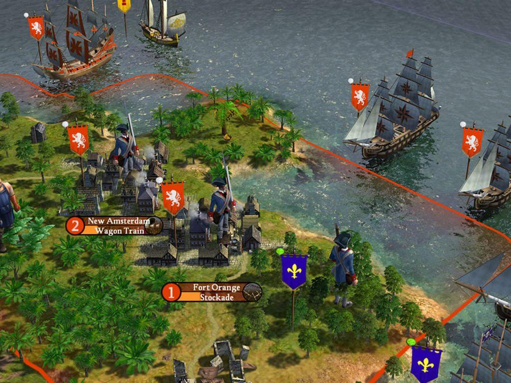 Civilization IV: Colonization - 2K